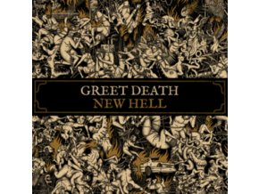 GREET DEATH - New Hell (LP)