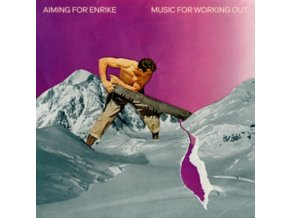 AIMING FOR ENRIKE - Music For Working Out (LP)