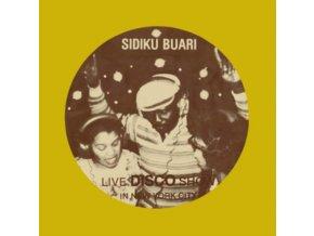 SIDIKU BUARI - Revolution (Live Disco Show In New York City) (LP)
