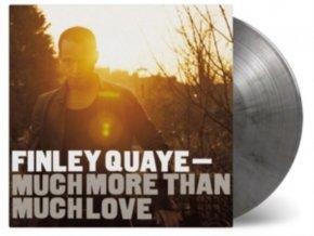FINLEY QUAYE - Much More Than Much Love (Coloured Vinyl) (LP)