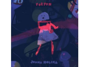 "JUANA MOLINA - Forfun (10"" Vinyl)"