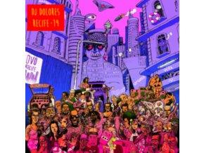 DJ DOLORES - Recife / 19 (LP)