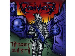 VOIVOD - Target Earth (Picture Disc) (LP)