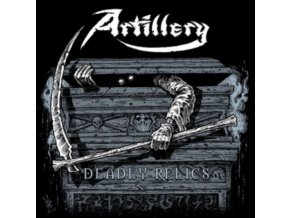 ARTILLERY - Deadly Relics (LP)