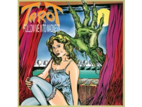 TAROT - Follow Me Into Madness (LP)