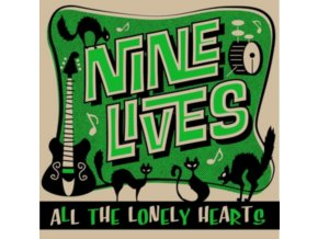 NINE LIVES - All The Lonely Hearts (LP)