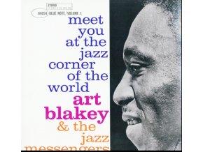 ART BLAKEY - Meet You At The Jazz Corner - 1 (LP)