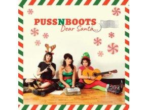 PUSS N BOOTS - Dear Santa (LP)