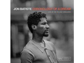 JON BATISTE - Chronology Of A Dream: Live At The Village Vanguard (Black Friday 2019) (LP)