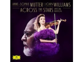 JOHN WILLIAMS & ANNE-SOPHIE MUTTER - Across The Stars (LP)
