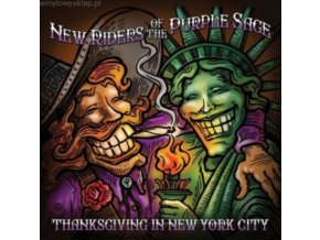 NEW RIDERS OF THE PURPLE SAGE - Thanksgiving In New York City (Black Friday 2019) (LP)