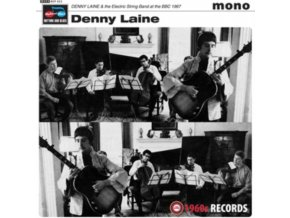 """DENNY LAINE & THE ELECTRIC STRING BAND - Live At The BBC 1967 (7"""" Vinyl)"""