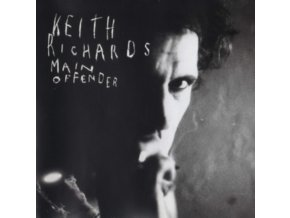 KEITH RICHARDS - Main Offender (LP)