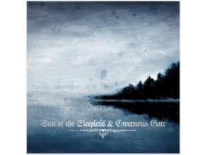 SUN OF THE SLEEPLESS / CAVERNOUS GATE - Sun Of The Sleepless / Cavernous Gate (Silver Vinyl) (LP)