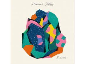 B VISIBLE - Pleasant Clutter (LP)