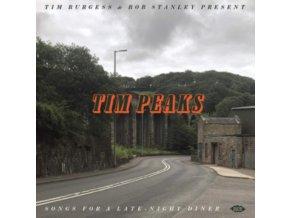 VARIOUS ARTISTS - Tim Burgess & Bob Stanley Present Tim Peaks (LP)