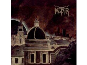 KETZER - Endzeit Metropolis (LP)
