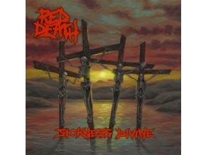 RED DEATH - Sickness Divine (LP)