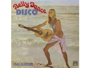 IHSAN AL-MUNZER - Belly Dance Disco (LP)
