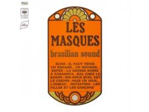 LES MASQUES - Brasilian Sound (LP)