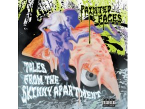 PAINTED FACES - Tales From The Skinny Apartment (LP)