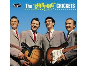 BUDDY HOLLY AND THE CRICKETS - The Chirping Crickets (LP)