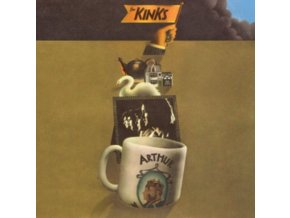 KINKS - Arthur Or The Decline And Fall Of The British Empire (LP)
