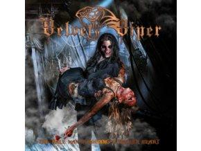 VELVET VIPER - The Pale Man Is Holding A Broken Heart (LP)