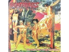 AGATHOCLES - Thanks For Your Hostility (LP)
