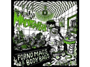 MINESTOMPERS - Porno Mags & Body Bags (LP)