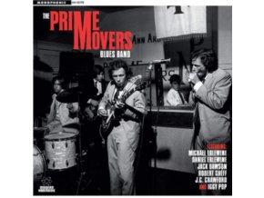 PRIME MOVERS BLUES BAND - The Prime Movers Blues Band (LP)