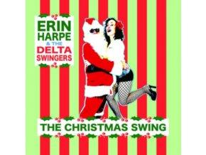 ERIN HARPE & THE DELTA SWINGERS - The Christmas Swing (LP)