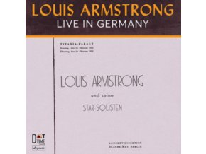 LOUIS ARMSTRONG - Live In Germany 1952 (LP)