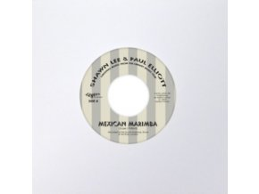 "SHAWN LEE & PAUL ELLIOTT - Mexican Marimba (7"" Vinyl)"
