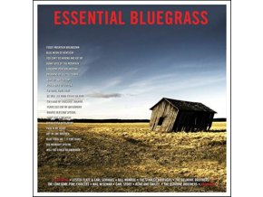 VARIOUS ARTISTS - Essential Bluegrass (LP)