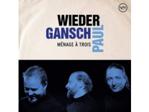 WIEDER / GANSCH / PAUL - Menage A Trois (LP)