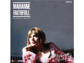 MARIANNE FAITHFULL - A La Television 1965-1967 (LP)