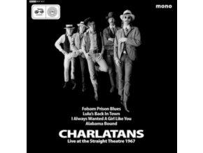 "CHARLATANS - Live At The Straight Theatre 1967 (7"" Vinyl)"