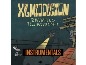 XL MIDDLETON - 2 Minutes Till Midnight Instrumentals (LP)
