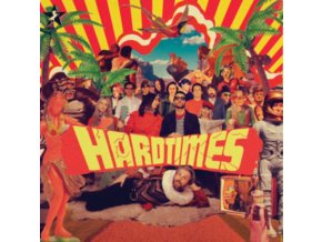 WHYTE HORSES - Hard Times (LP)