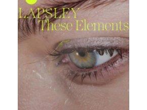 """LAPSLEY - These Elements EP (12"""" Vinyl)"""