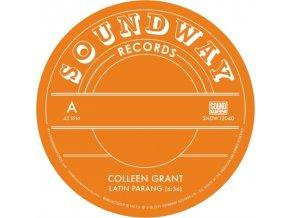 "COLLEEN GRANT / SANDRA HAMILTON - Latin Parang / Parang Jam (12"" Vinyl)"