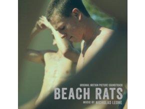 BEACH RATS - Beach Rats (LP)
