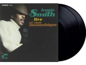 LONNIE SMITH - Live At Club Mozambique (LP)
