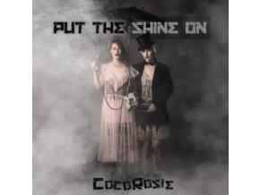 COCOROSIE - Put The Shine On (Turquoise Vinyl) (LP)