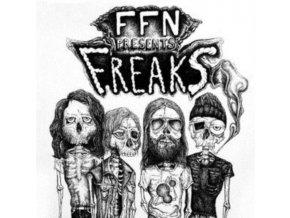 FRONTIER FOLK NEBRASKA - Freaks (LP)