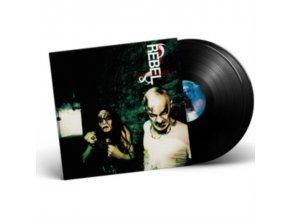 SATYRICON - Rebel Extravaganza (Remastered Edition) (LP)