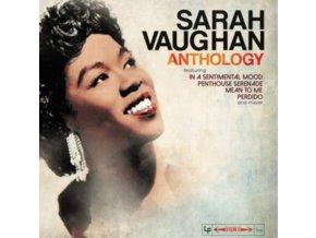 SARAH VAUGHAN - Anthology (Red Vinyl) (LP)