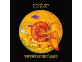 NEKTAR - Remember The Future (Splattered Vinyl) (LP)