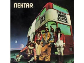 NEKTAR - Down To Earth (Red Vinyl) (LP)